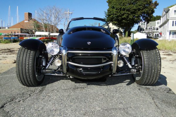 Panoz Roadster 4