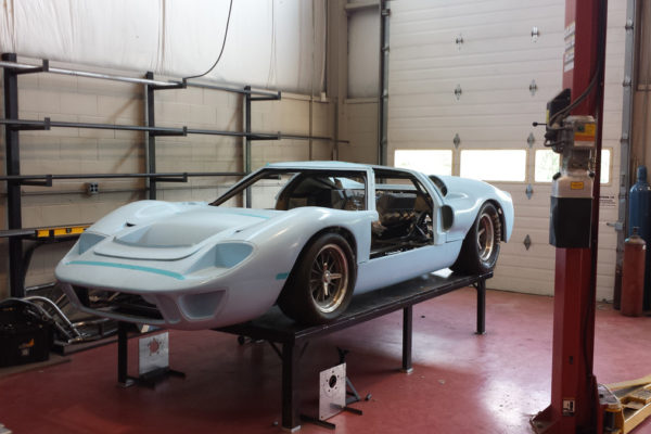 Performance Fabrication Works Gt40 1