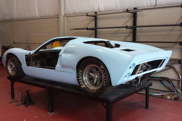 Performance Fabrication Works Gt40 6