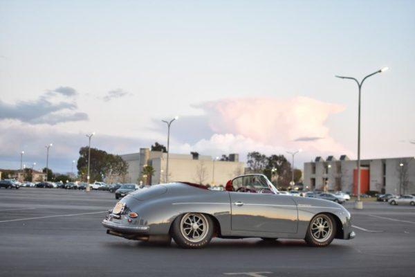 Porsche 356 A 9