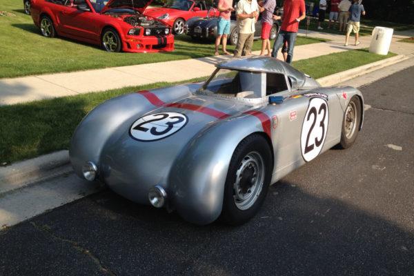 Porsche Handbuilt