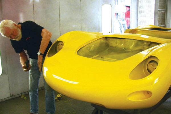 Porsche Rsk C2