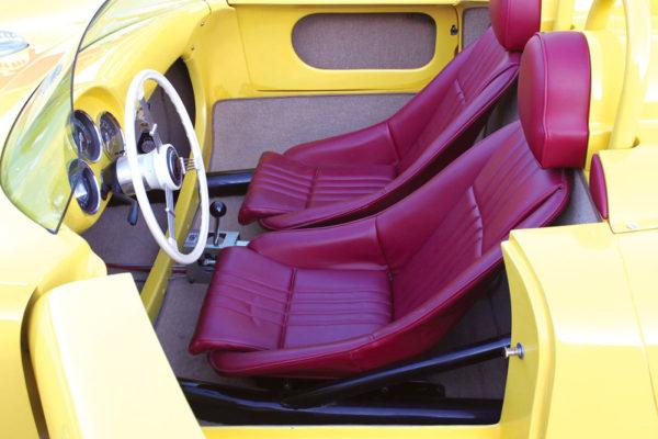 Porsche Rsk E13