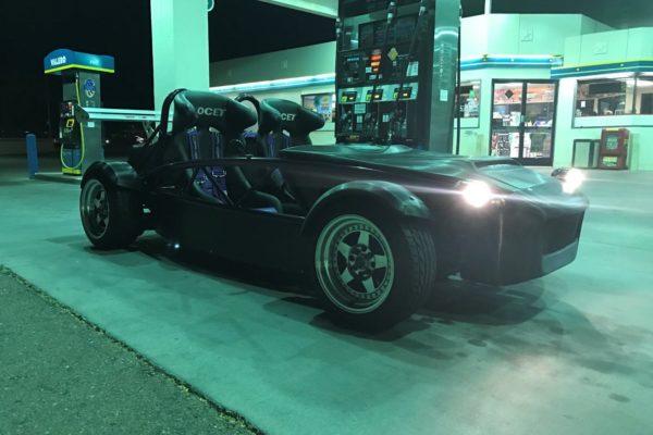 Purple Exomotive 8