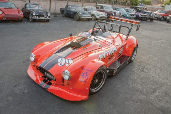 Python Roadster B2