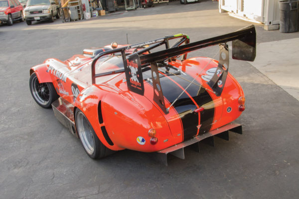 Python Roadster B6