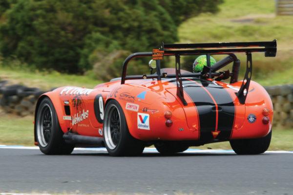 Python Roadster C27