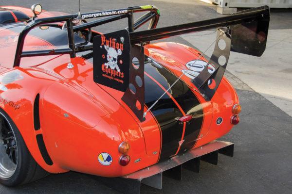 Python Roadster D7