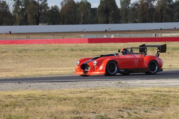 Python Roadster E24