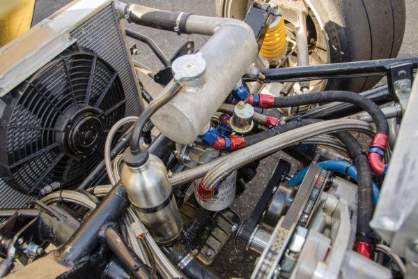 Python Roadster F18