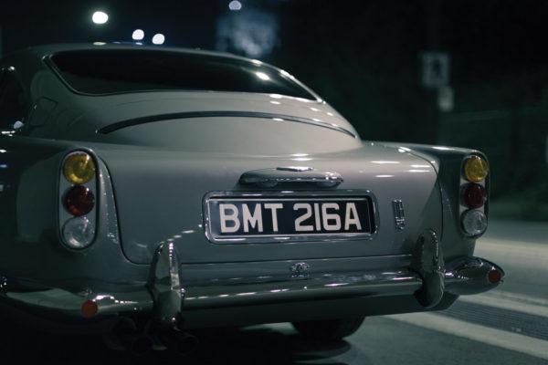 Q Car Db5 B19