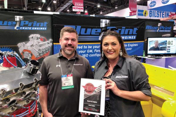 Dru Chramosta, Product Manager & Brad Bisnette, RCN Mag BluePrint Engines