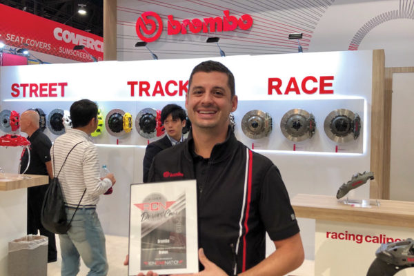 Brandon Miller, Race Assistance & Product Support