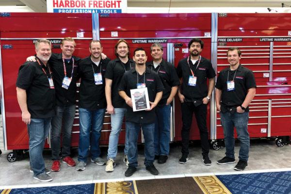 Harbor Freight SEMA Team Harbor Freight
