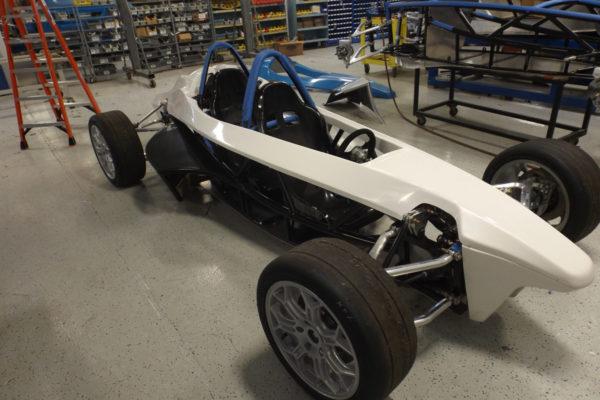 Race Car Replicas Lineup Expansion 1