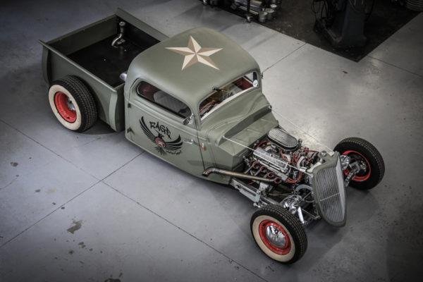 Ragemotorsport 1934 Ford Street Rod 1