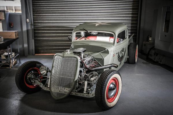 Ragemotorsport 1934 Ford Street Rod 12