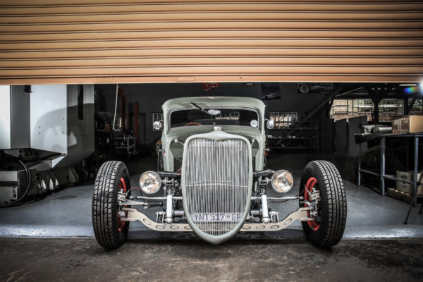 Ragemotorsport 1934 Ford Street Rod 13