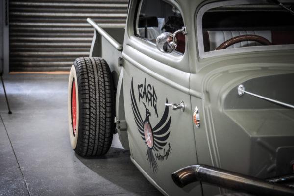 Ragemotorsport 1934 Ford Street Rod 7