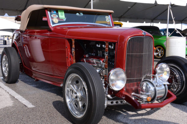 Red Ford Nsra