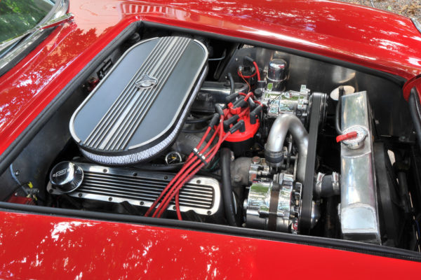 Renucci Ferrari Cal Spyder 2