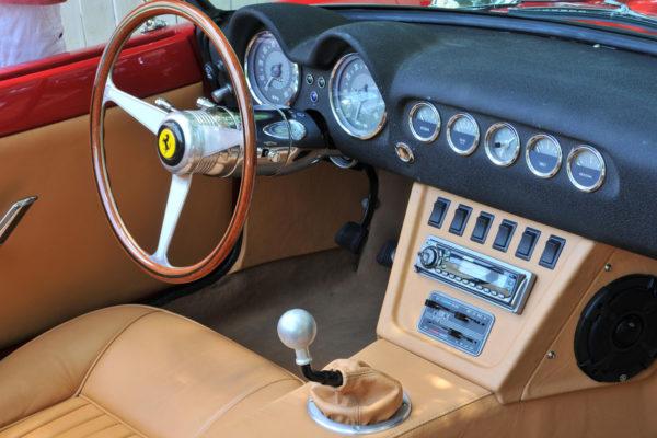 Renucci Ferrari Cal Spyder 4