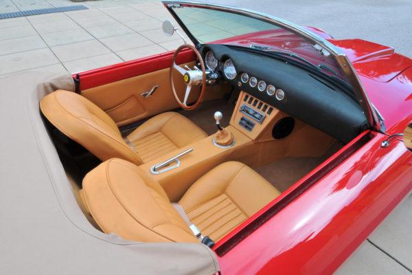 Renucci Ferrari Cal Spyder 5