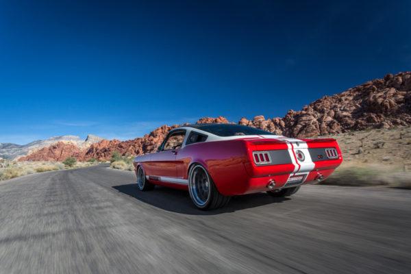 Ring Brothers 1965 Mustang Splitr 27