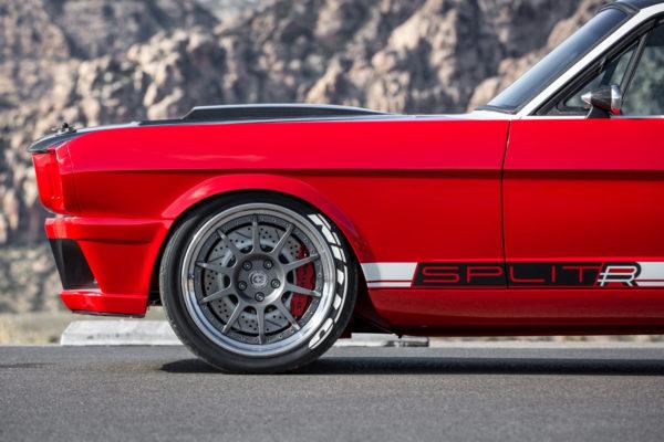 Ring Brothers 1965 Mustang Splitr 29