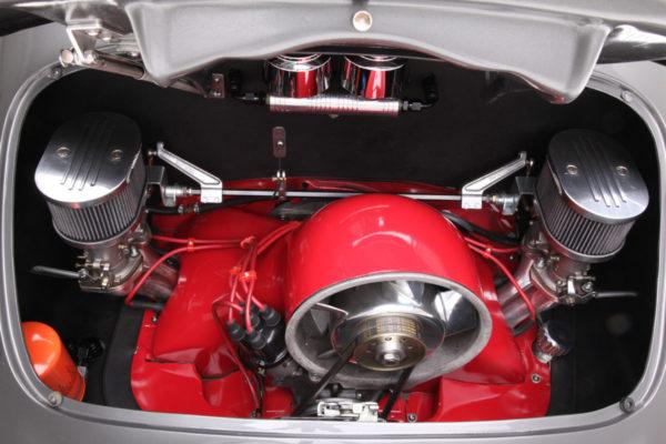 Rock West Porsche Replica 2
