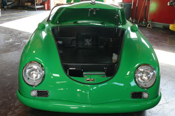 Rock West Racing Electric Speedster 10