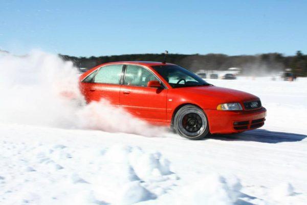 S4 Ice Rally