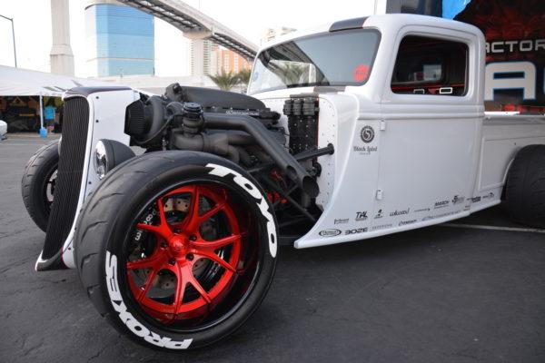 Sema '18 Wheels 10