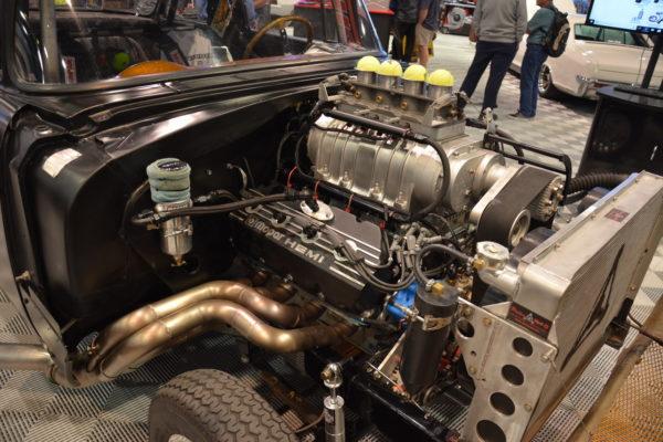 Sema 18 Engines 19