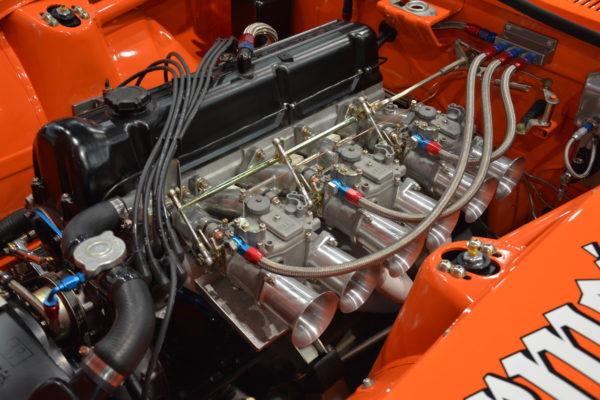 Sema 18 Engines 25