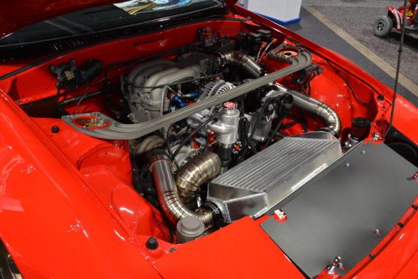 Sema 18 Engines 3