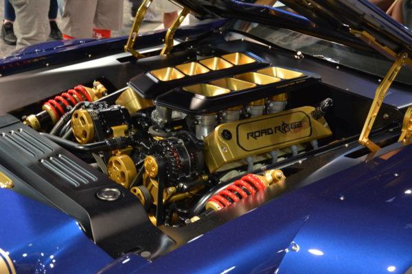 Sema 18 Engines 4