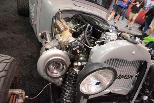 Sema 19 Engines 19