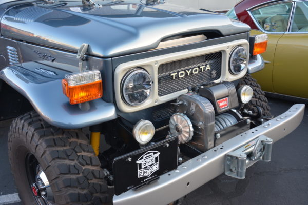 The FJ Company specializes in refurbishing old Toyotas from top to bottom.