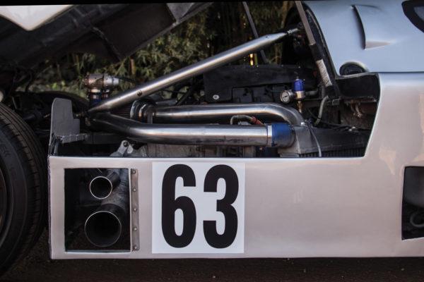 Sauber C9 F6