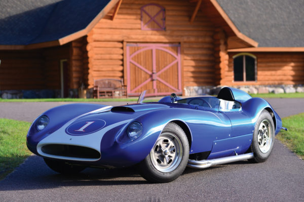 Scarab Roadster A26