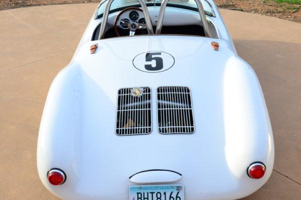 Seduction Motorsports Porsche 550 Replica 12
