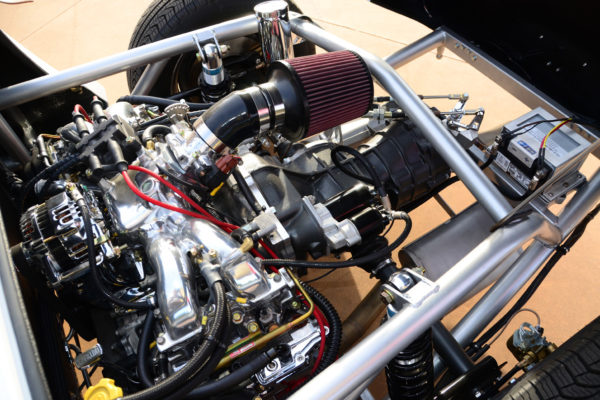 Seduction Motorsports Porsche 550 Replica 2