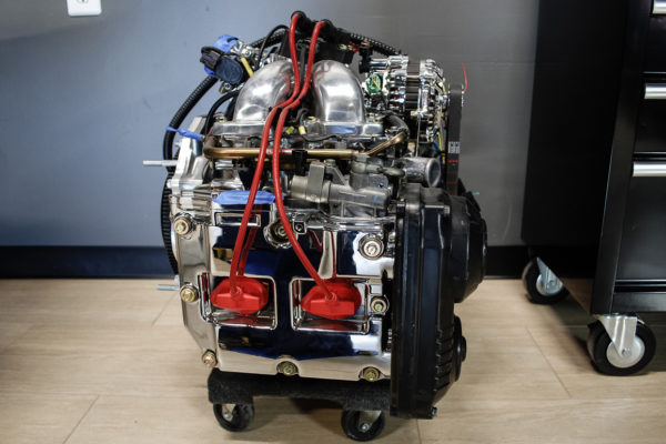 Seduction Motorsports Transaxle 550 Spyder 5