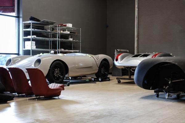 Seduction Motorsports Transaxle 550 Spyder 6