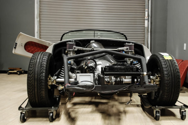 Seduction Motorsports Transaxle 550 Spyder 8