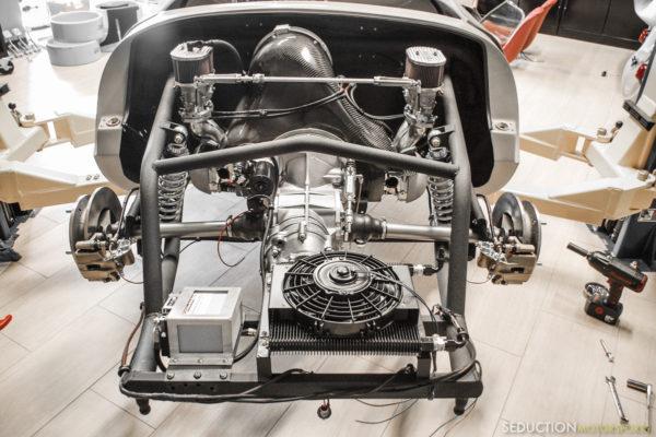 Seduction Motorsports Transaxle 550 Spyder 9