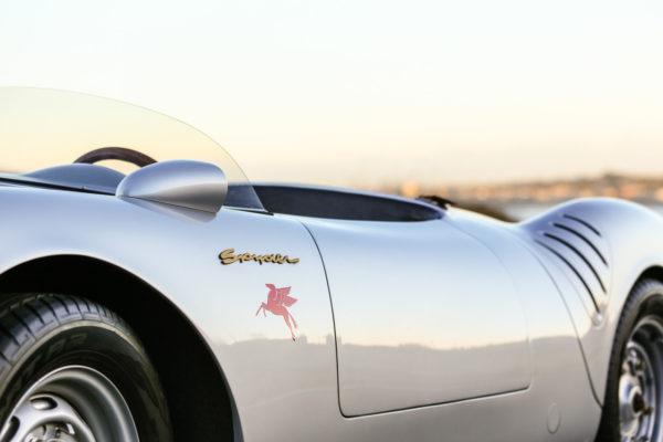 Selling A 550 Spyder 5