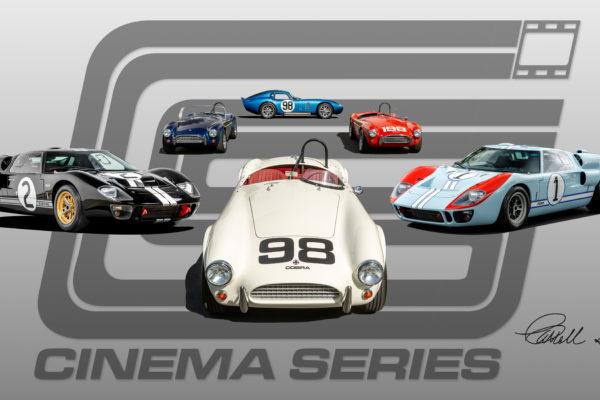 Shelby Cinema Series 2