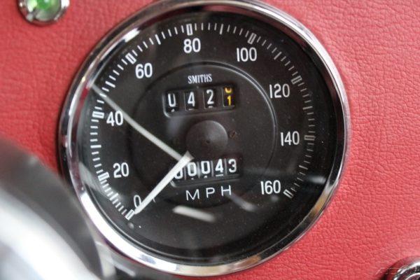Shelby Cobra Authentic 289 00008